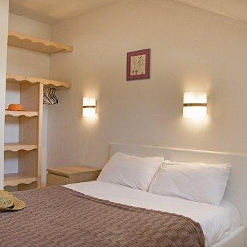 Chambre appartement 3 pièces Les Orres