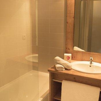 Salle de bain appartement 4 pièces Les Orres