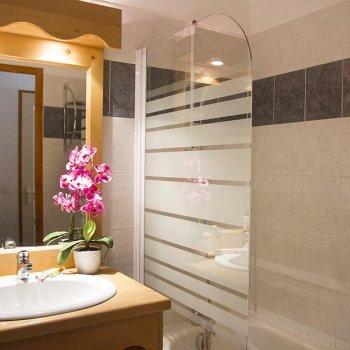 Salle de bain Les Hauts de Préclaux - Edelweiss