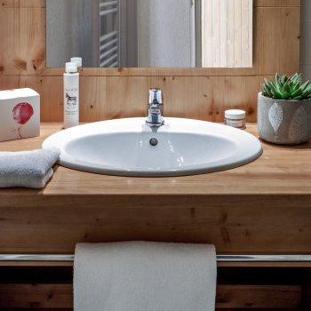 Salle de bain L'Ecrin des Orres