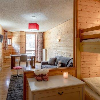 Location appartement montagne ski, Les Orres, Le 1650, Infini Mountain, Hautes Alpes, Serre Ponçon