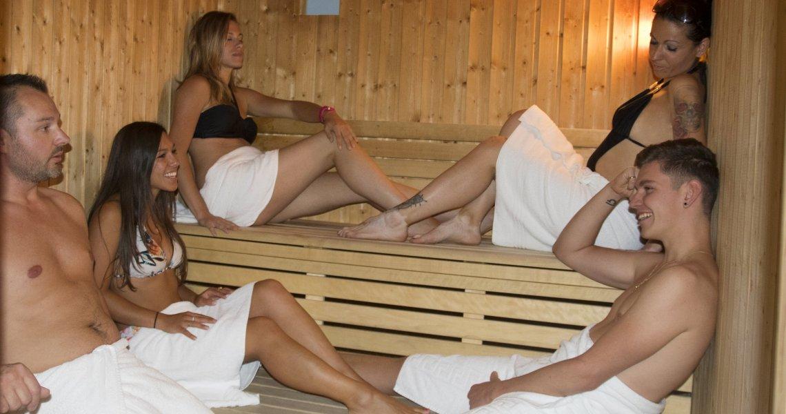 Sauna Les Hauts de Préclaux