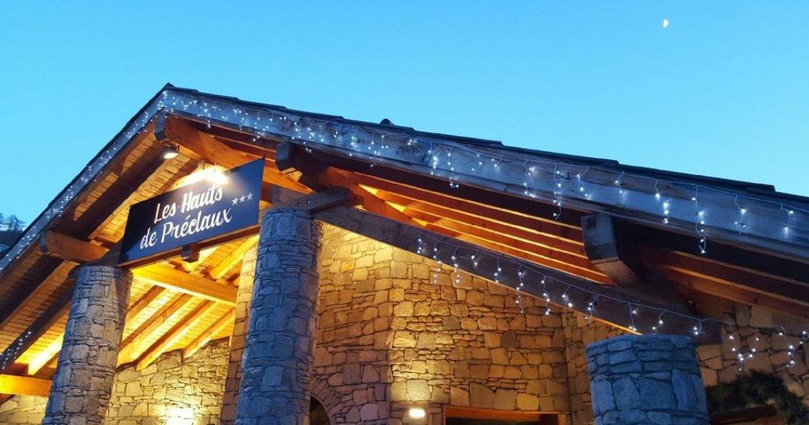 Les Hauts de Préclaux Station de ski les Orres